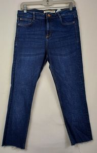 Zara collection skinny ankle jeans 10